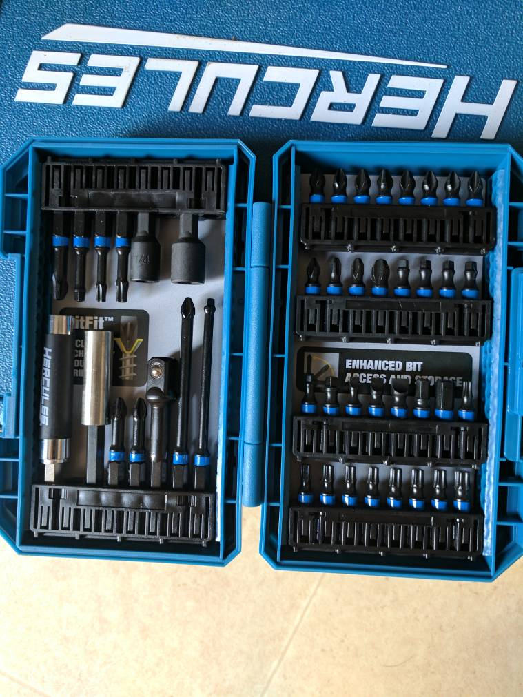 Harbor Freight Impact Driver Bits