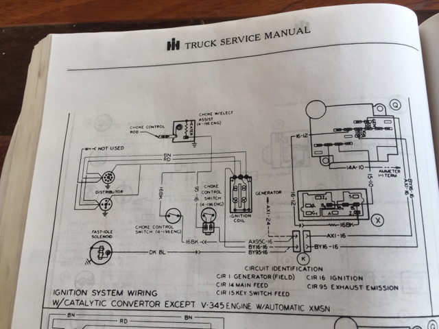 International Scout Ii Wiring Diagram On Scout Ii Wiring Harness