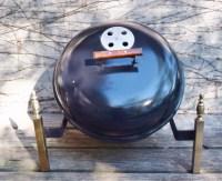 Weber Fireplace Kettle