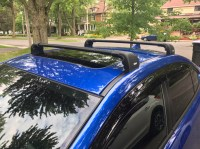 2018 STi Roof Rack Installed