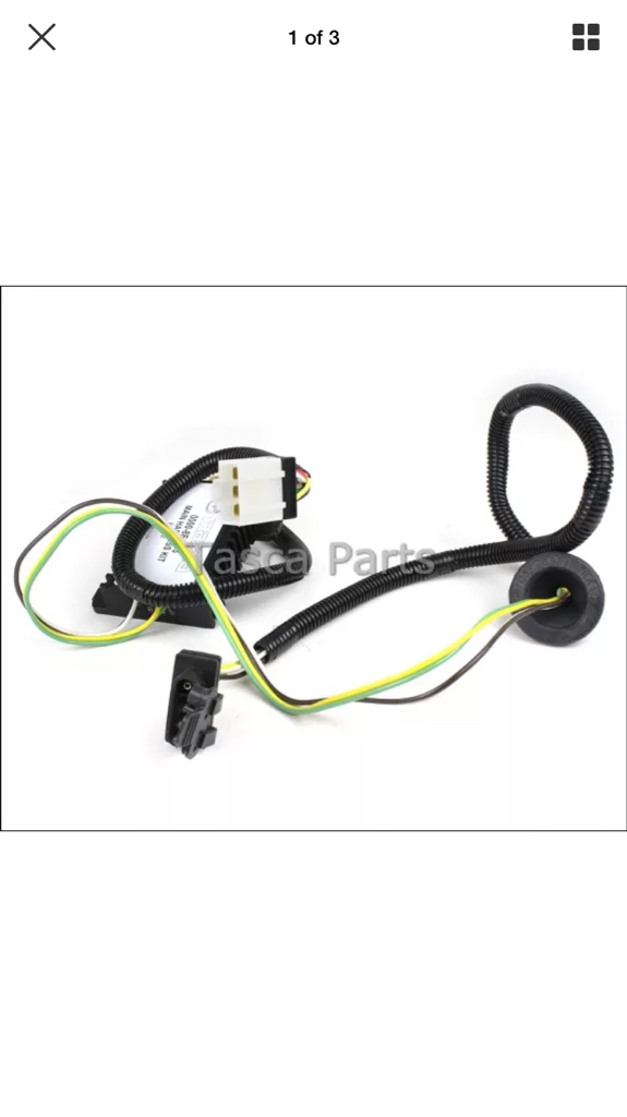Help 2010 Mazda CX-9 towing wiring harness