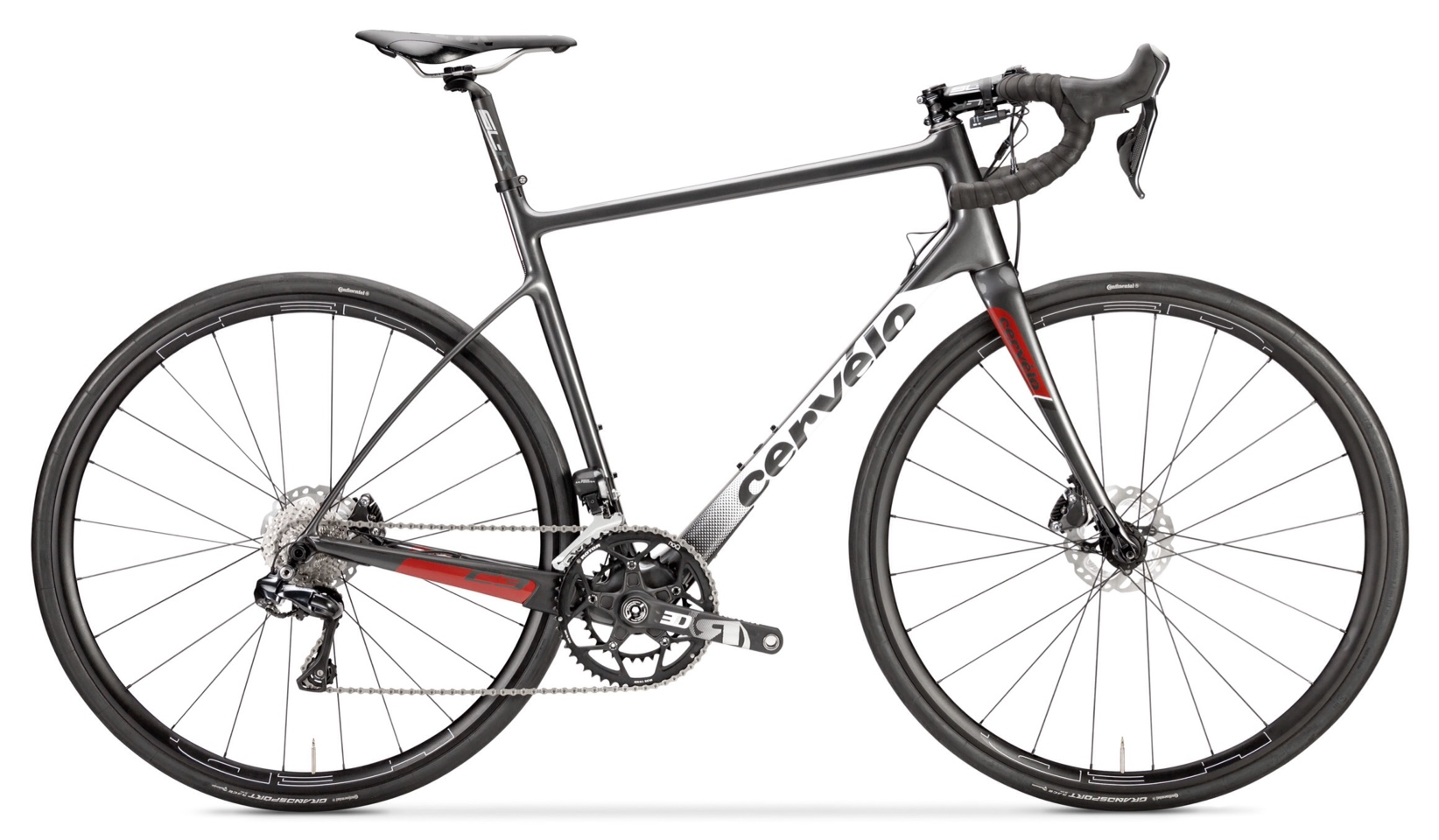 Cervelo C3 with 100mm suspension fork- Mtbr.com