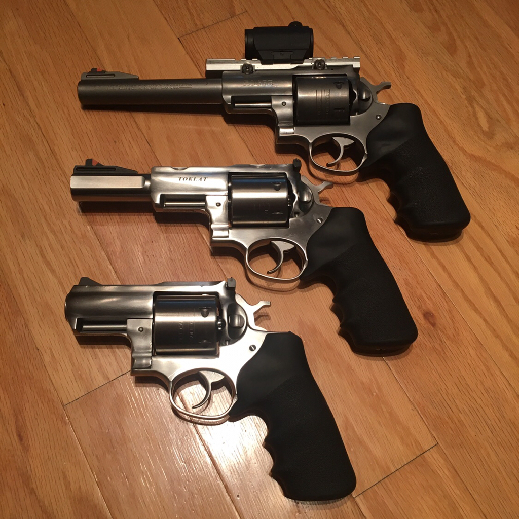 S Amp W 625 Mountain Gun Vs Ruger Redhawk In 45 Colt