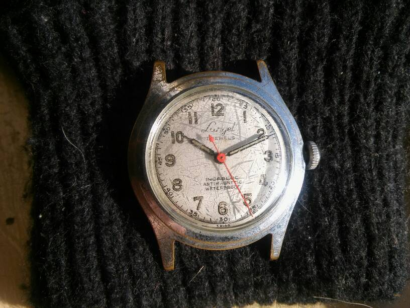 Langel Owners Club - Vintage Watches - The Watch Forum
