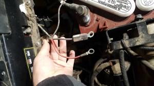 Bad Boy Buggy Ambush EZGO Charger receptacle wiring
