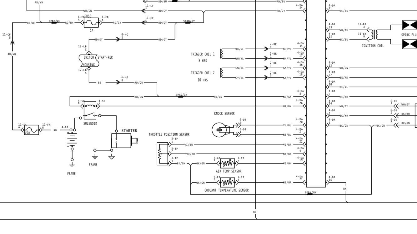 2005 Ski Doo Mxz 800 Wiring Diagram - Somurich.com Mach Z Wiring Diagram on