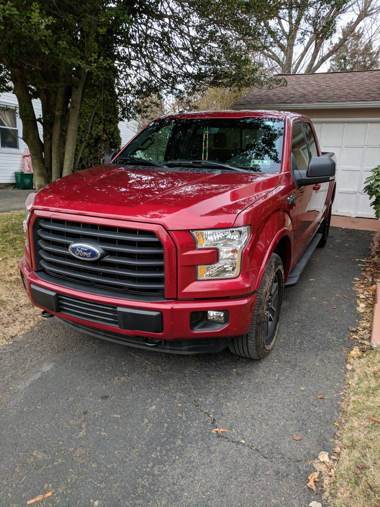 Magma Red Ford : magma, Let's, 2015-newer, F-150!, Forum