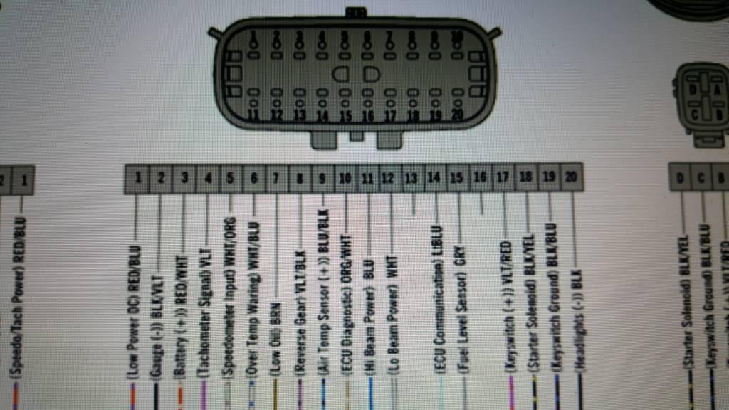Arctic Cat Wiring Diagram Symbols Chart