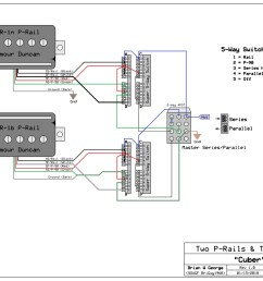 p rail pickup wiring diagram on p90 pickup adjustment les paul wiring diagram  [ 1490 x 1124 Pixel ]