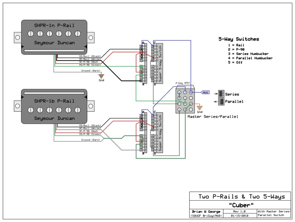 medium resolution of  p rail pickup wiring diagram on p90 pickup adjustment les paul wiring diagram