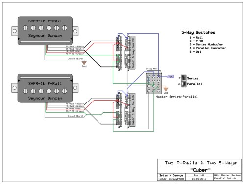 small resolution of  p rail pickup wiring diagram on p90 pickup adjustment les paul wiring diagram