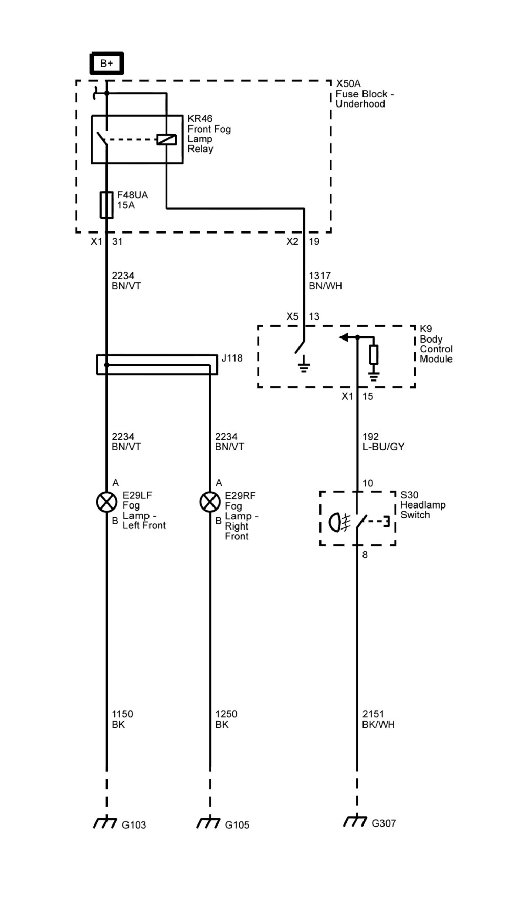 medium resolution of here s the latching relay and electrical diagrams from gm upfitters manual