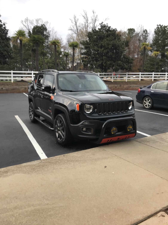 Jeep Renegade Bumper Guard : renegade, bumper, guard, Anyone, Renegade, Forum
