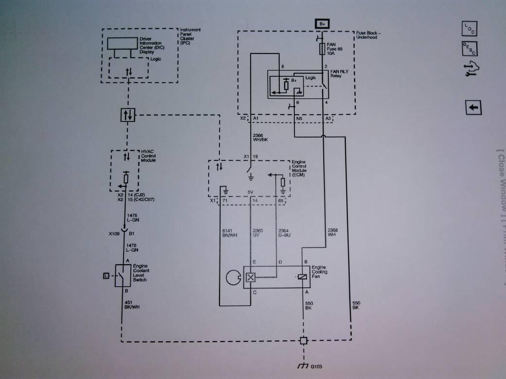 Gmc Envoy Fan Clutch Wiring Diagram