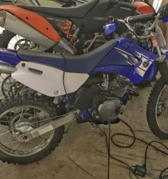 i ve got a 2005 ttr 125l that my boys have outgrown e start full fmf exhaust system runs very well 1400 1500 or so if you d like to chat  [ 1280 x 960 Pixel ]