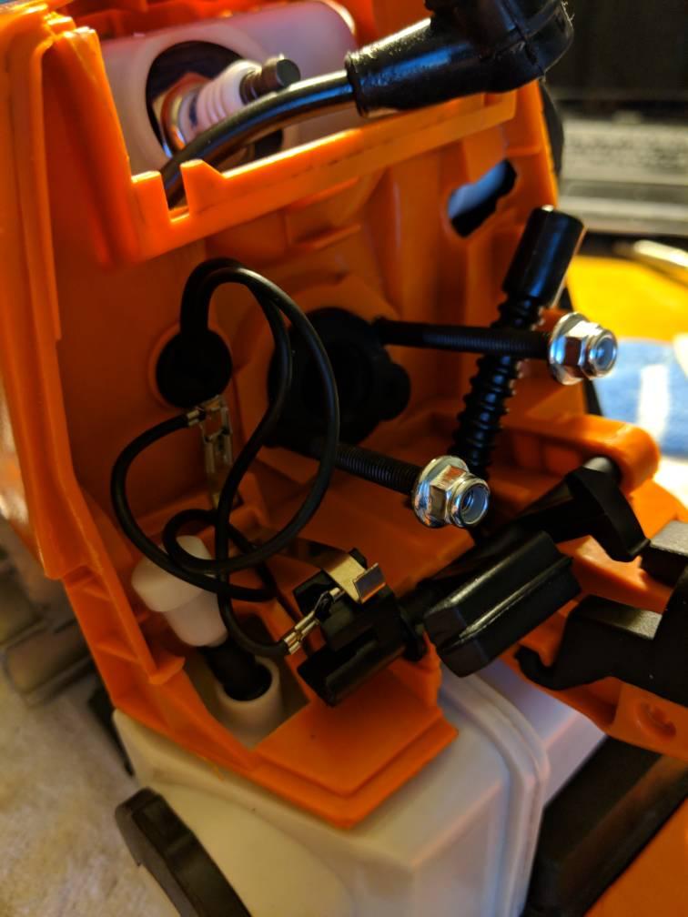 Stihl Ms250 Wiring Help