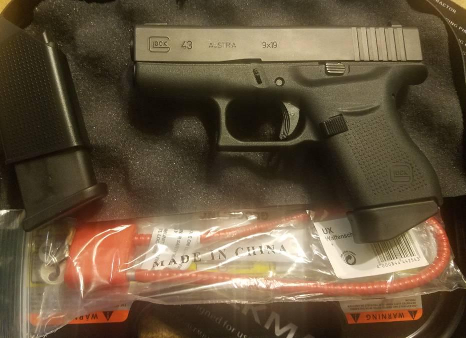 oklahoma city sold glock
