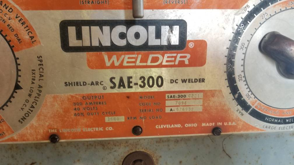 lincoln electric welder wiring diagram 3 way solenoid valve sae 300