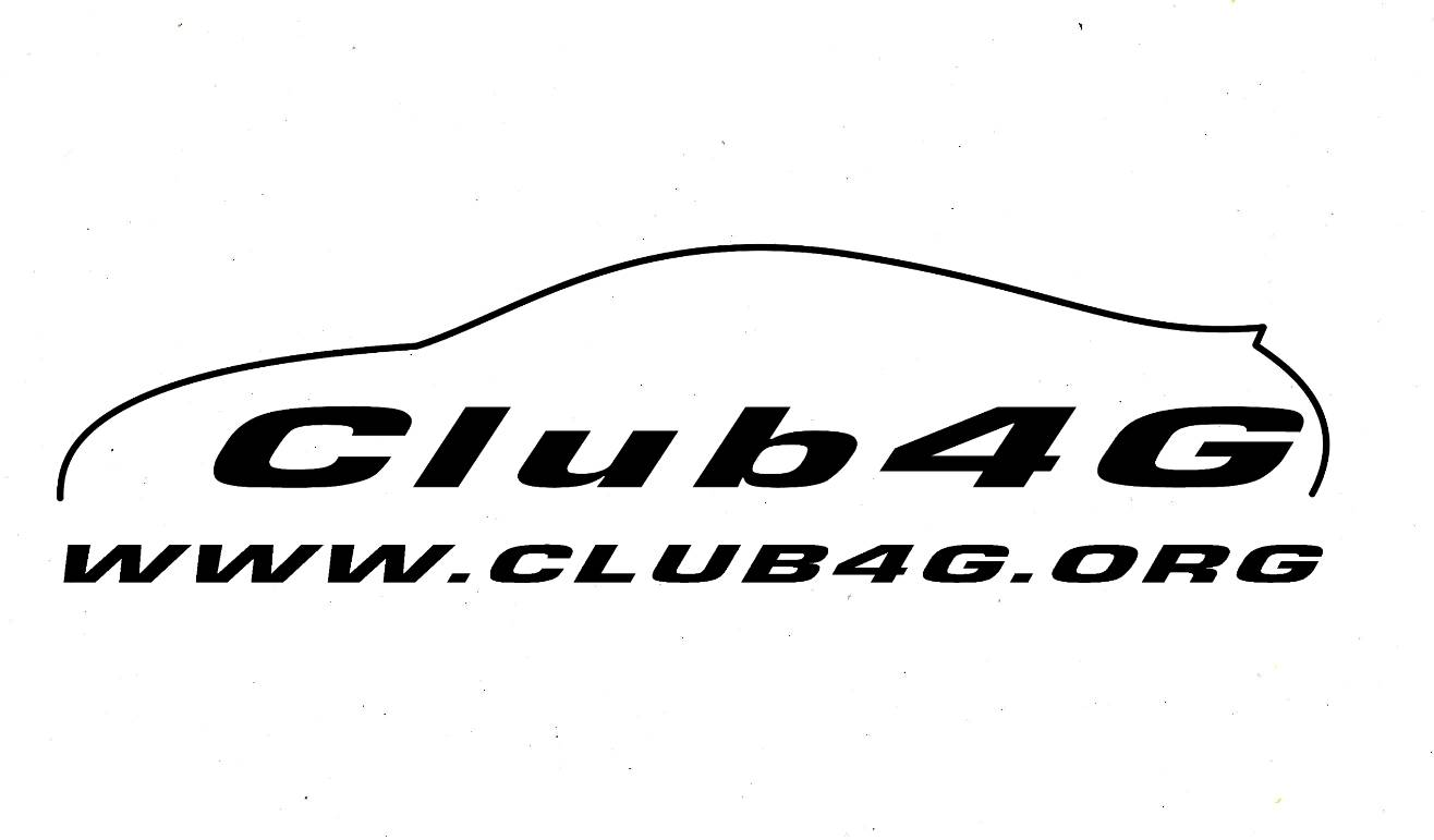 Club4g Vinyl Decals