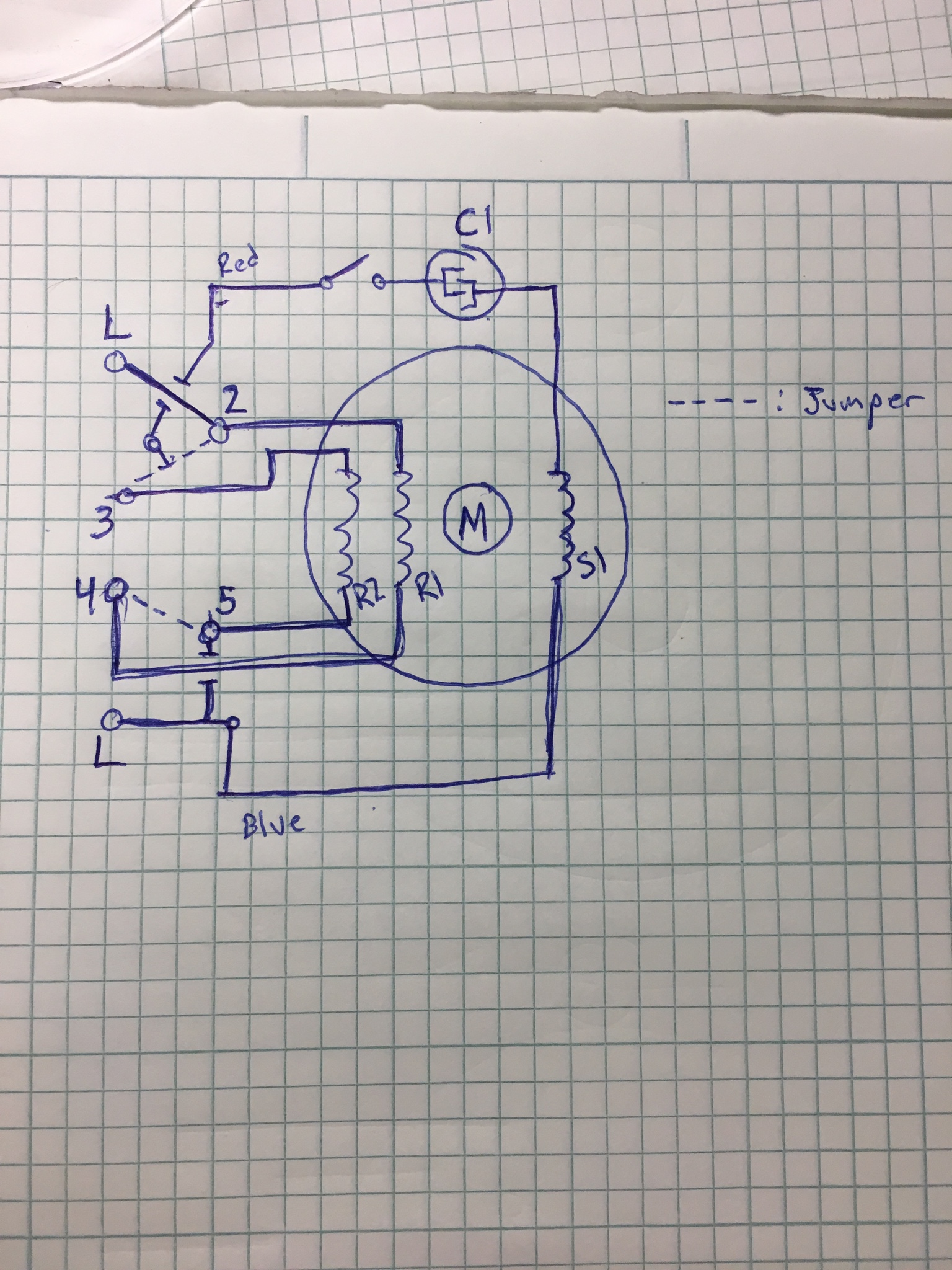 Ge Motor Wiring Diagram : motor, wiring, diagram, Practical, Machinist, Largest, Manufacturing, Technology, Forum