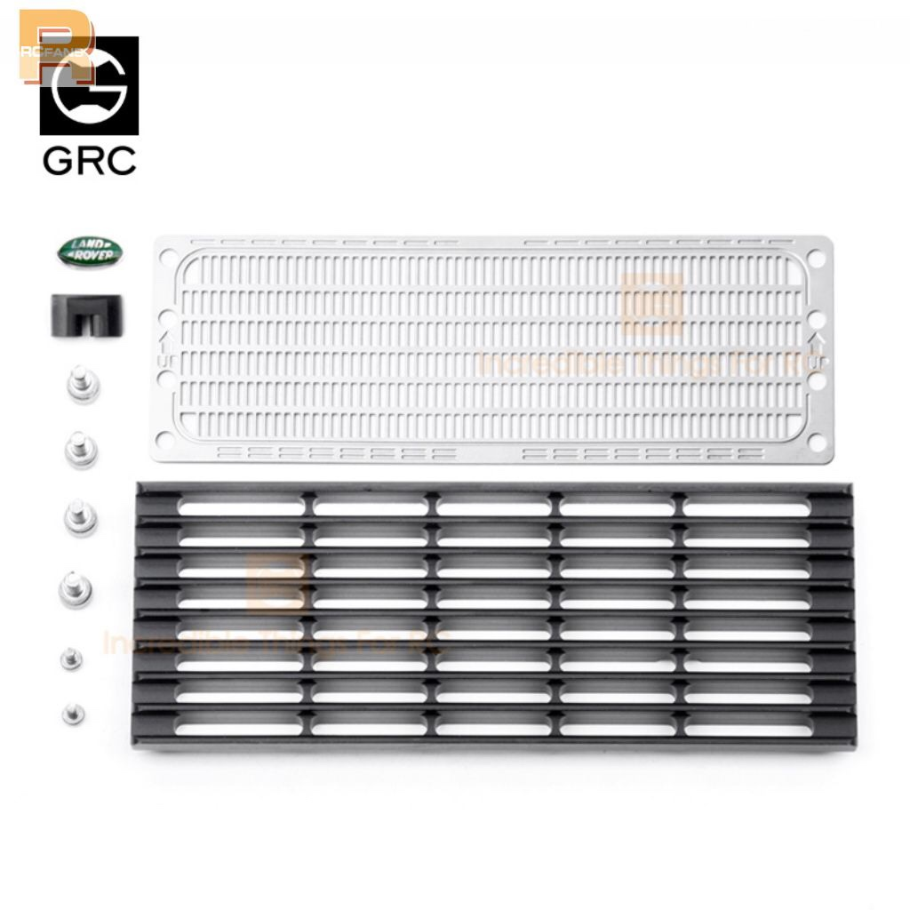 Grc Turbo Intercooler
