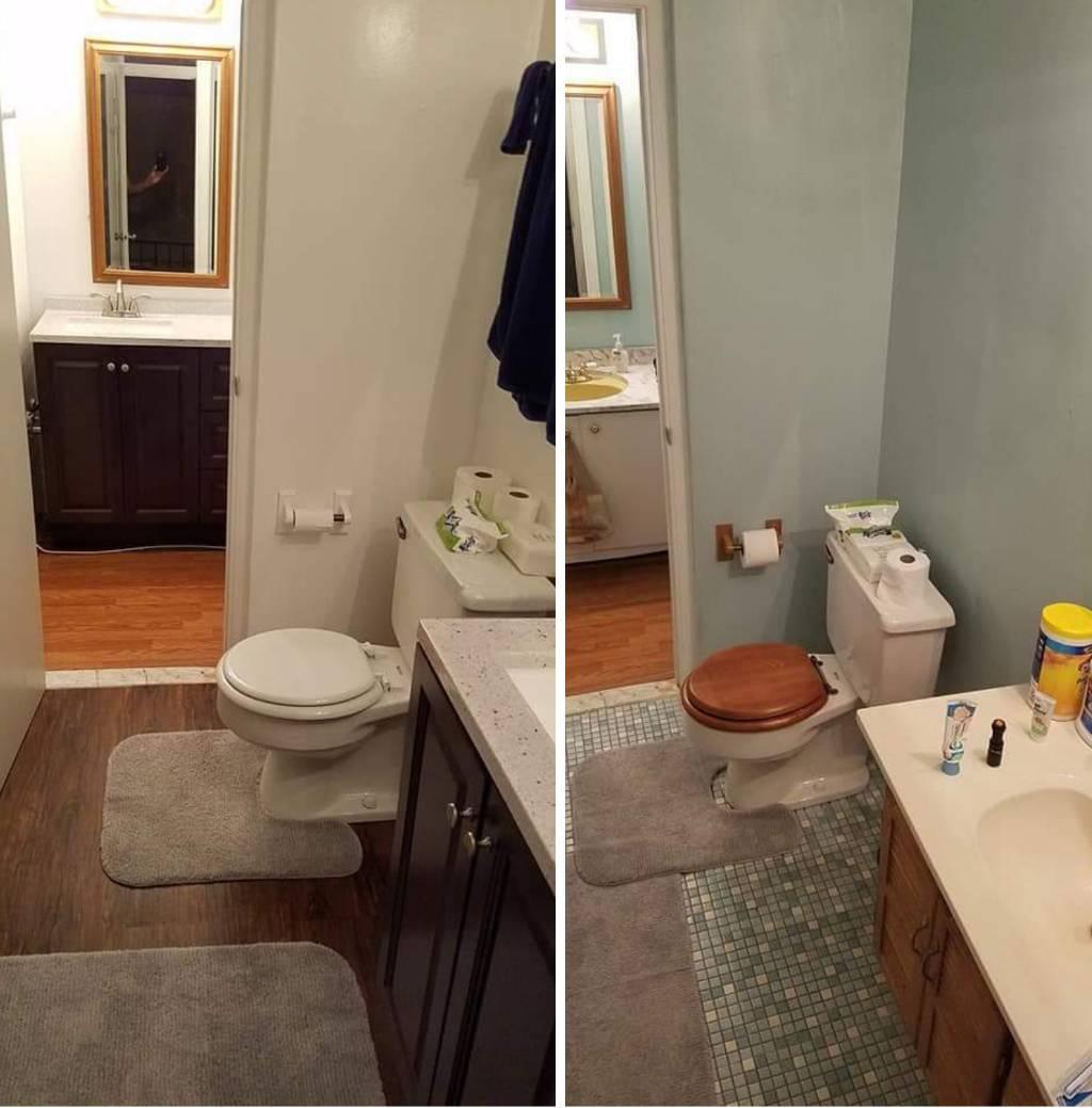 Bathroom remodel  contractor worth it