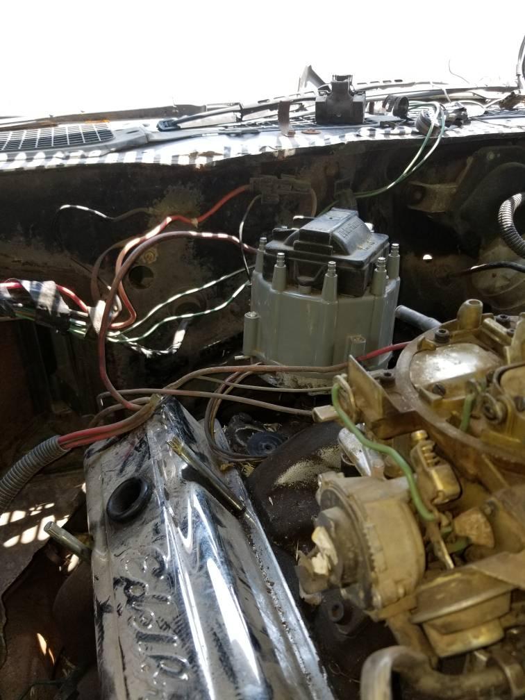 79 Camaro Wiring Help