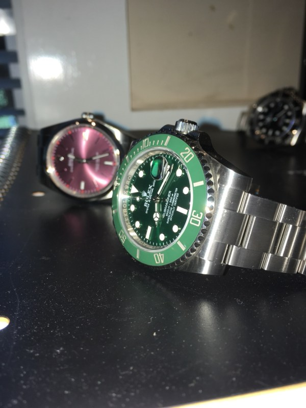 Rolex Hulk Submariner Noob V8 Review - Year of Clean Water
