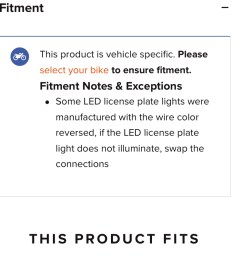 if i recall someone else had an issue with the tail tidy light contact r g they should be able to help you out [ 750 x 1334 Pixel ]