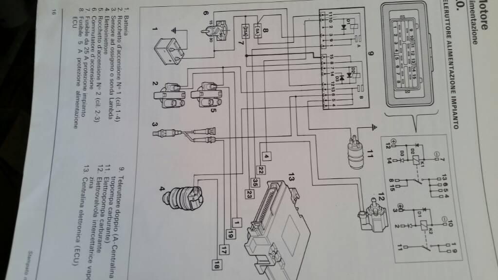 [View 27+] Schema Impianto Elettrico Fiat 500 F Epoca