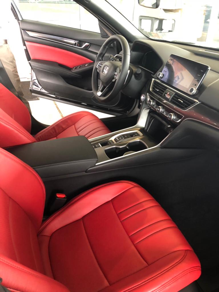 Honda Accord Red Seats : honda, accord, seats, Accord, Aftermarket, Covers, Brands, Pricing, Drive, Honda, Forums