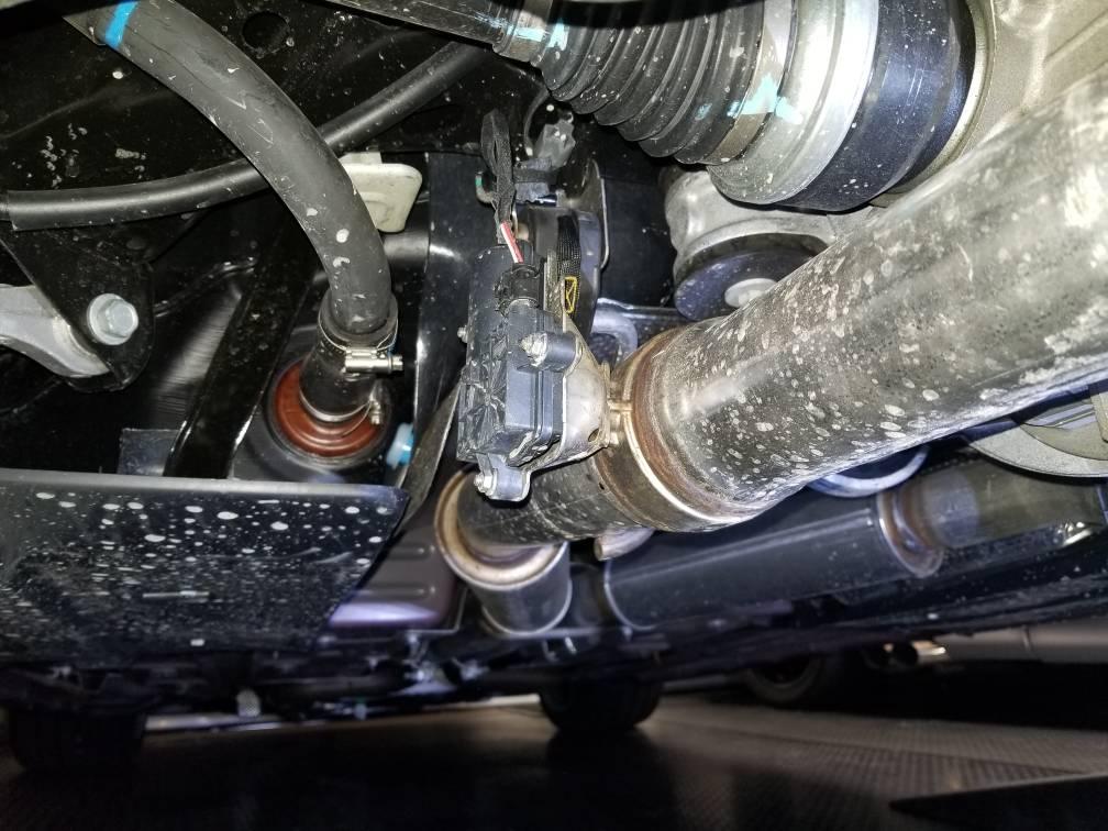 mfer1 active exhaust installed srt