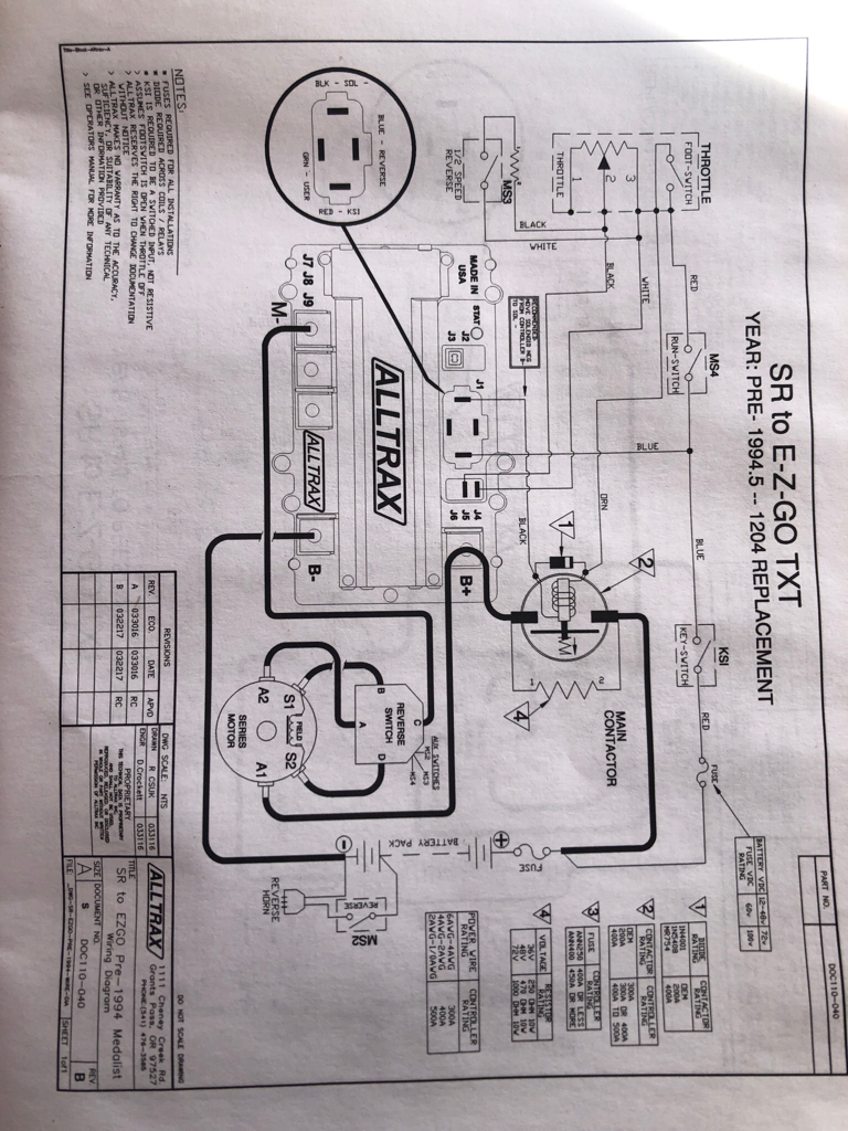medium resolution of does anyone have a 1987 yamaha g3 e sun classic electric service manual page 7