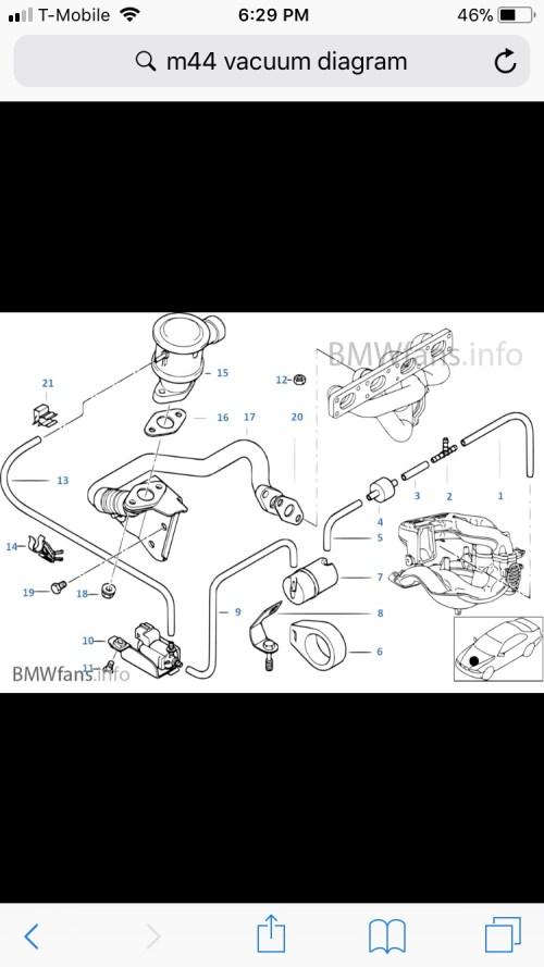 small resolution of bmw 318ti engine diagram intake