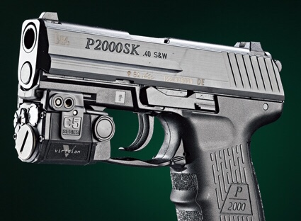 p2000sk weapon light compatability