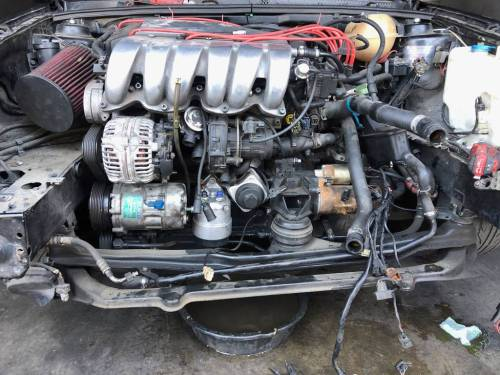 small resolution of shifter box fuse box ce2 a container with engine parts coolant lines intake pipes hardware brackets etc that i pulled from the donor car and anything