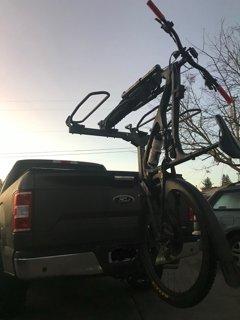 Ford F150 Bike Rack : Hitch, Mountain, Reviews, Forum