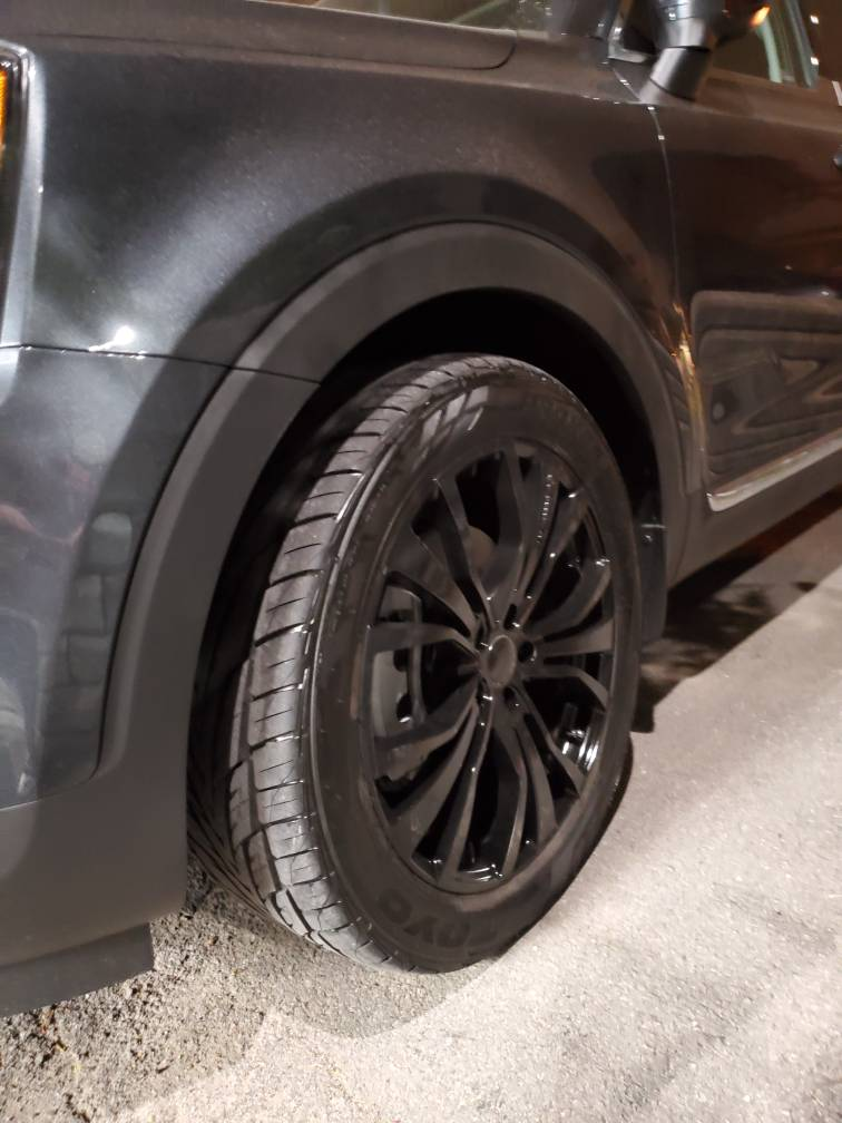 Kia Telluride 22 Inch Rims : telluride, Telluride, Aftermarket, Wheel, Thread, Forum