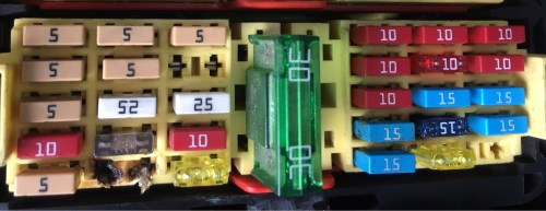 small resolution of so the rac guy must have been looking at the wrong fuse when he checked it definitely isn t fine