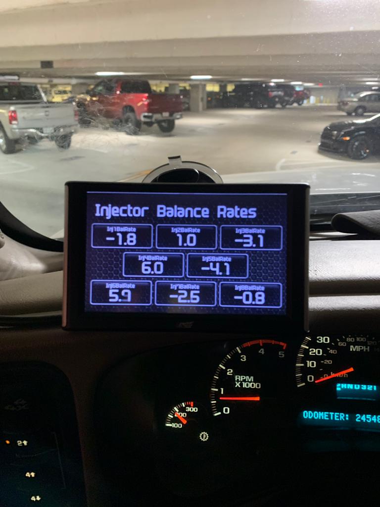 Duramax Injector Balance Rates : duramax, injector, balance, rates, Injector, Electrical??, DuramaxDiesels.com