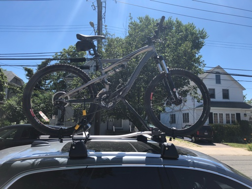 hauling your bikes in your xc60