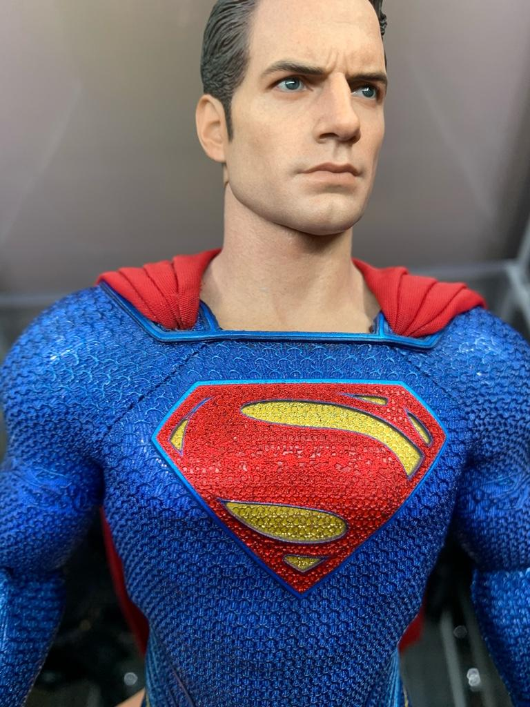 Hot Toys Justice League Superman : justice, league, superman, Justice, League, Superman