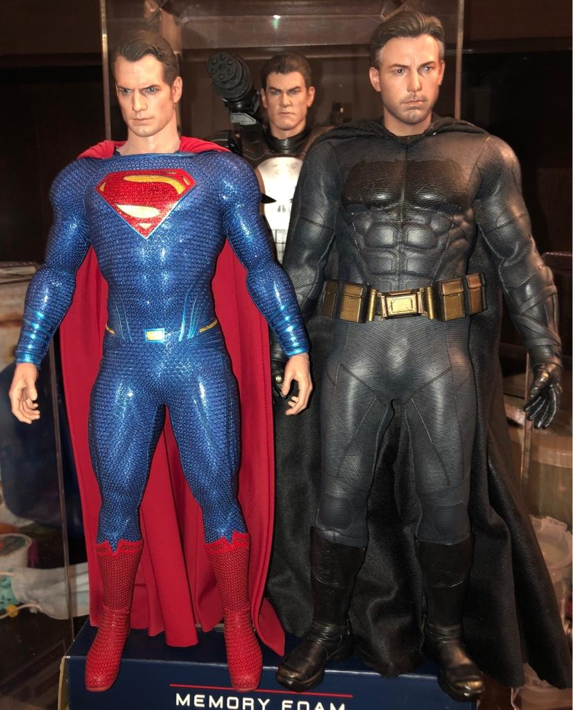 Hot Toys Justice League Superman : justice, league, superman, Justice, League, Superman