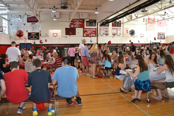 Senior Farewell Breakfast Held West Essex High School - Year