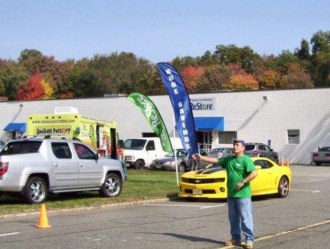 """Morris Habitat Restore """"go Green, Save Green"""" Sales Event"""