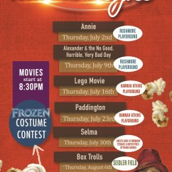 Lawn Chairs Academy Colored Folding Plainfield's Division Of Parks And Recreation To Host Community Outdoor Movie Night - Plainfield ...