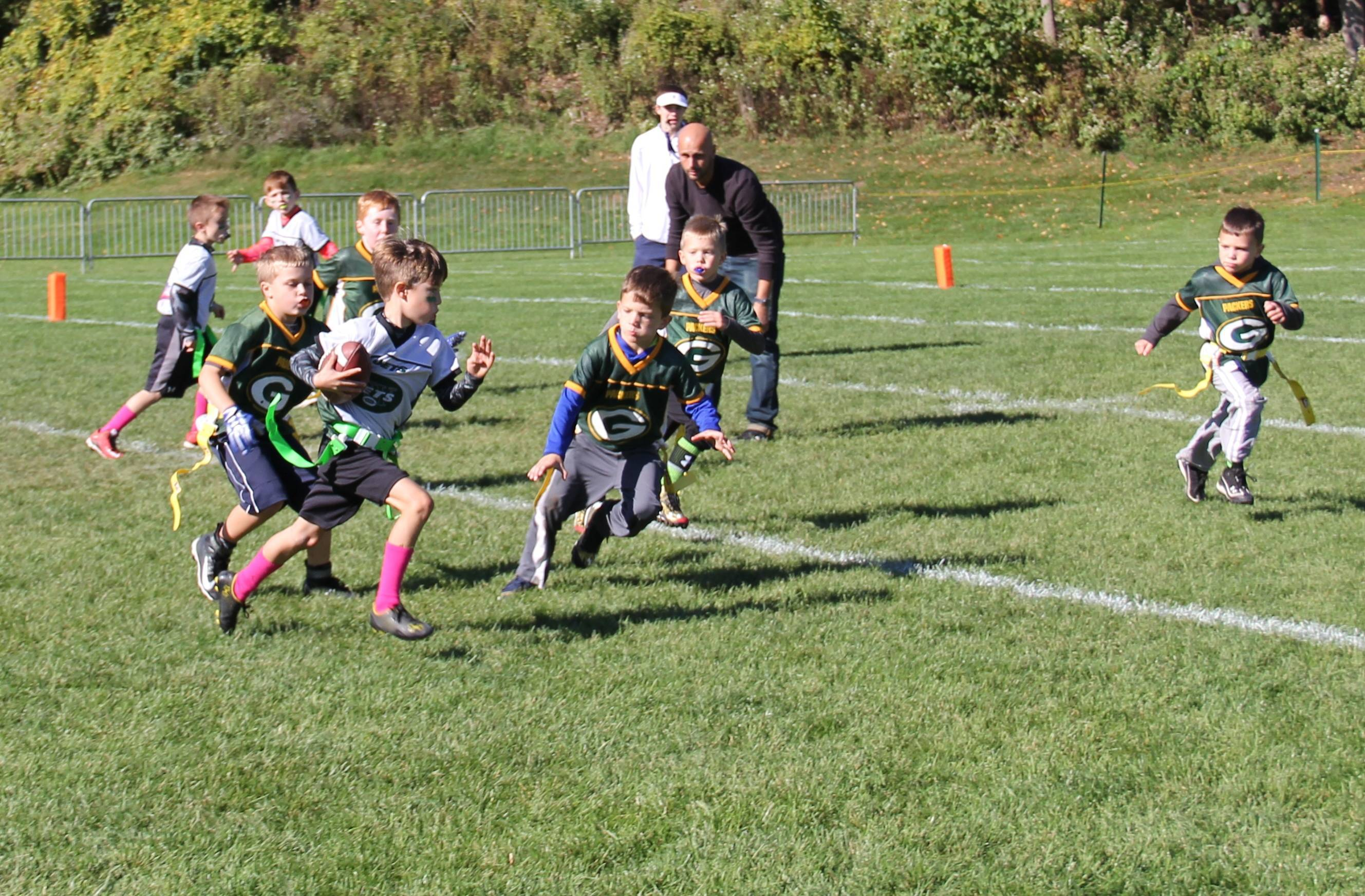 Spartan Youth Football scores for October 15 and 16  News