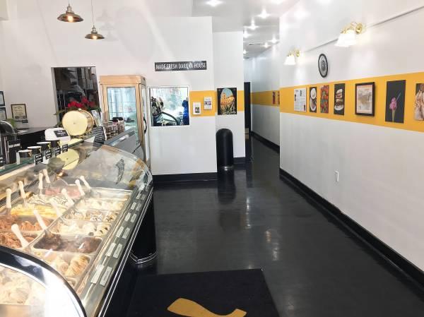Morano Gelato Host Westfield High School Student Art Exhibition - Scotch Plains Fanwood Nj