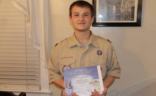 Spotswood Native Achieves Scouting S Highest Ranking