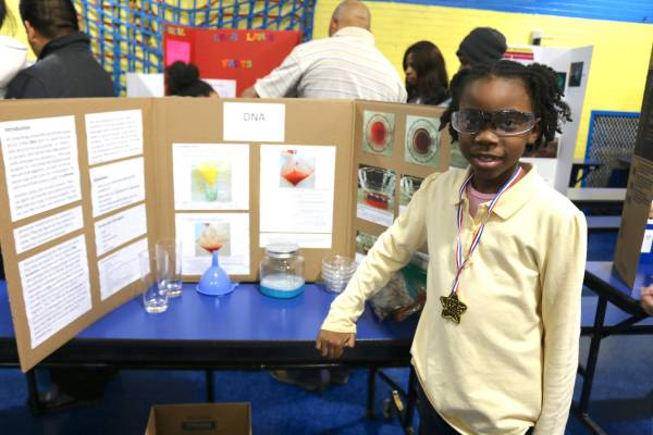 Science Fair Elementary School